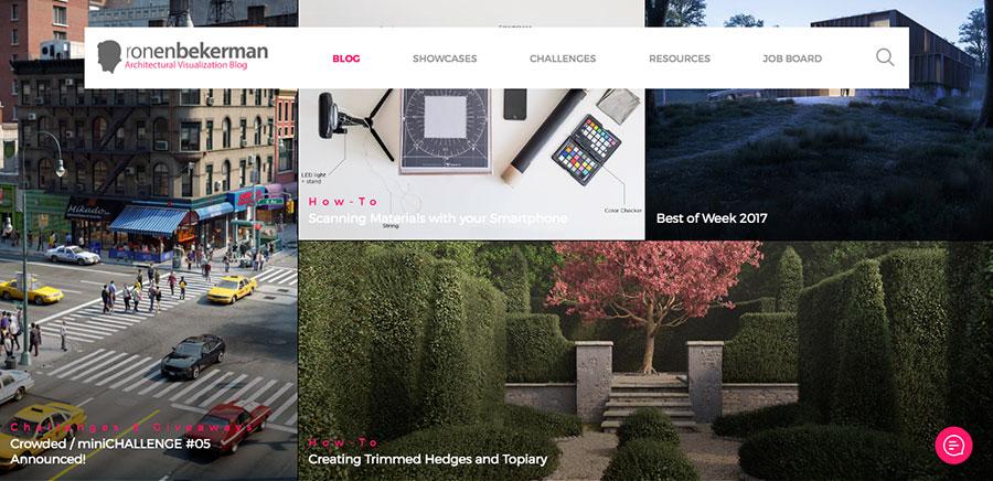 Virtuality Live - Inspiration - Ronen Bekerman Blog