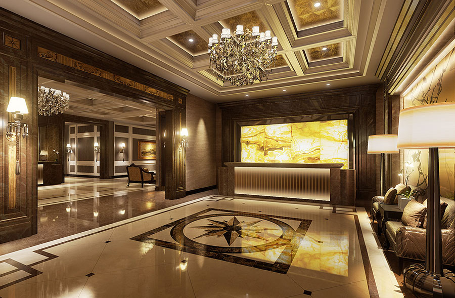 Virtuality Live - Inspiration - exquisite real time interior