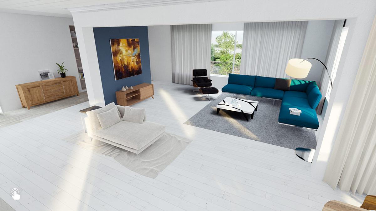 Experiences - Lake House - Virtuality Live